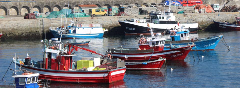 Puerto de Laxe