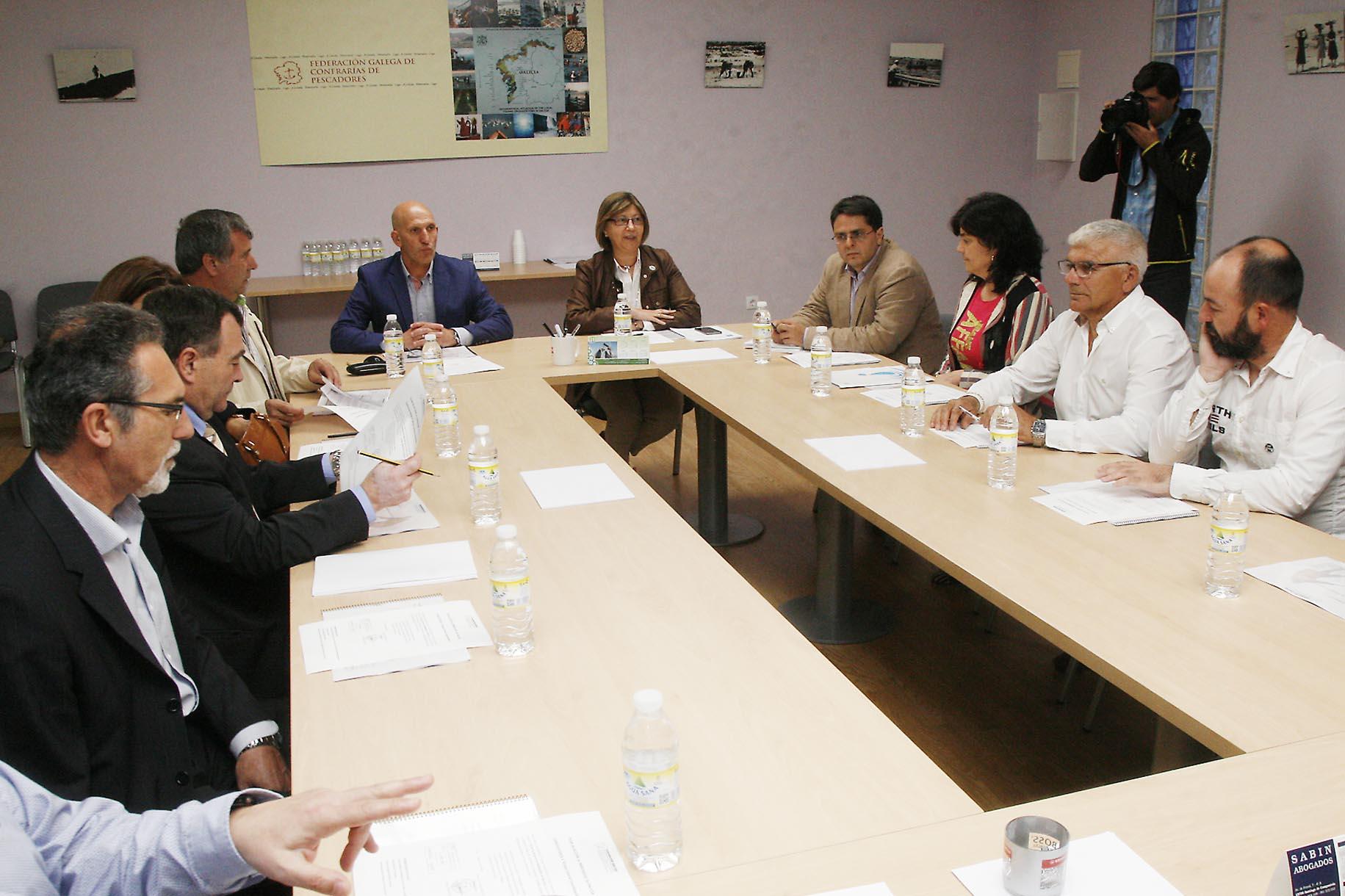 """A conselleira do Medio Rural e do Mar, Rosa Quintana, presidirá a reunión do grupo central de coordinación do """"Plan de Acción no Marisqueo de Galicia""""."""