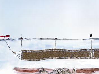 Xeito, para la pesca artesanal de la sardina