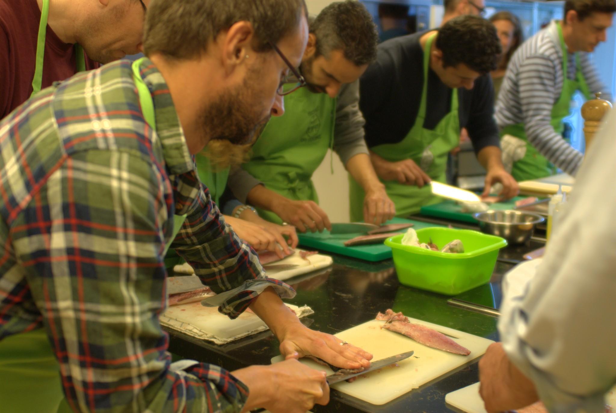cortar pescado Archivos - Blog de fresco y del mar