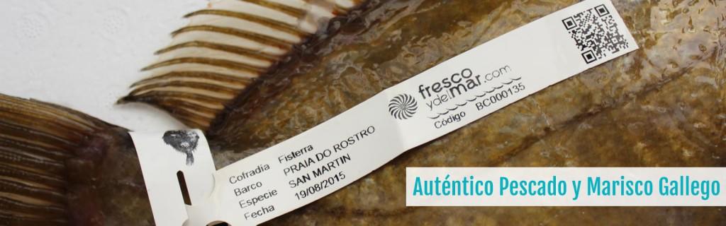 Pescadería Online 'Fresco y del Mar': marisco y pescado gallego garantizado