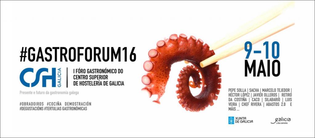 La pescadería online FRESCO Y DEL MAR en #Gastroforum16