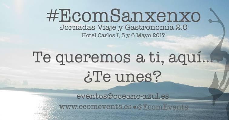 #EcomSanxenxo