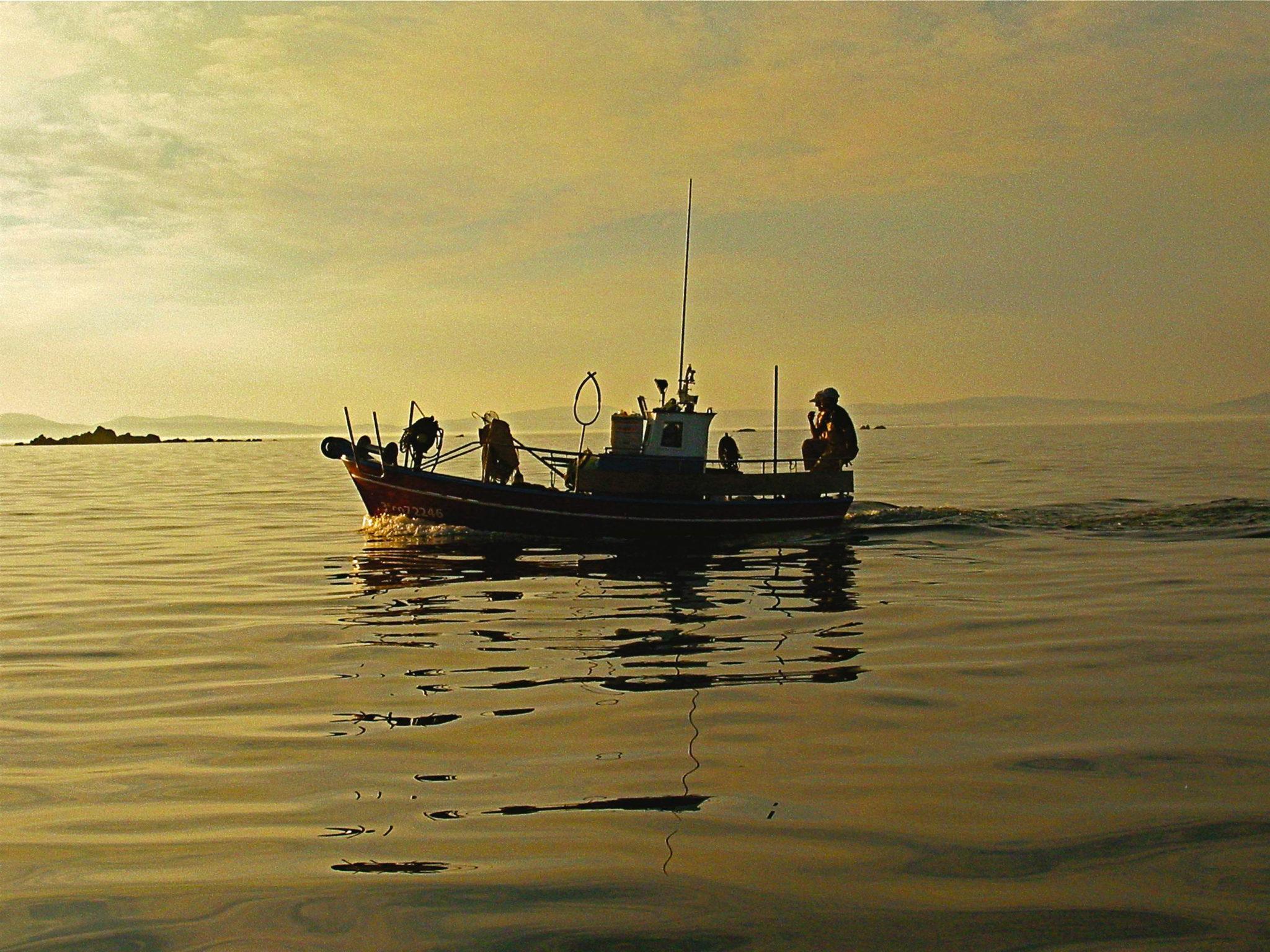 La vida de un pescador artesanal