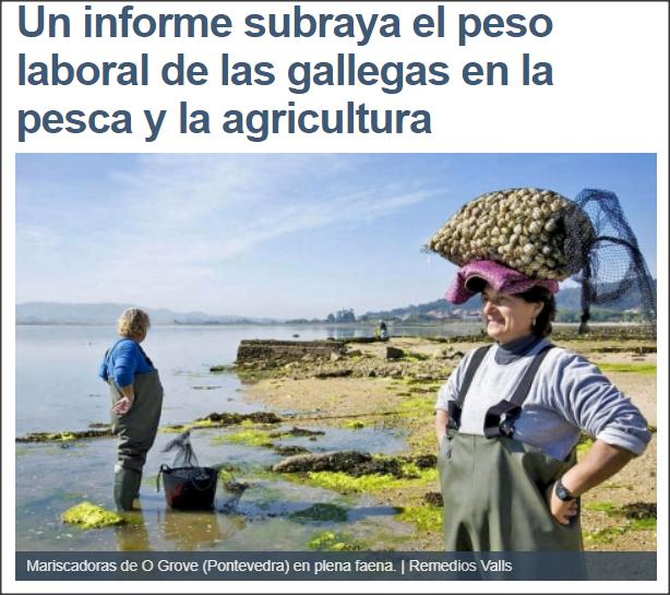 Mujeres del mar