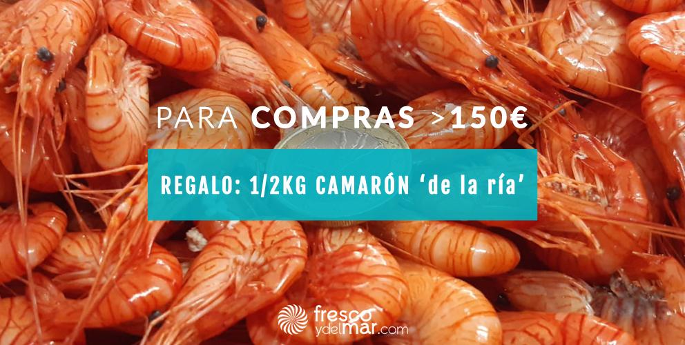 Oferta de Marisco Gallego