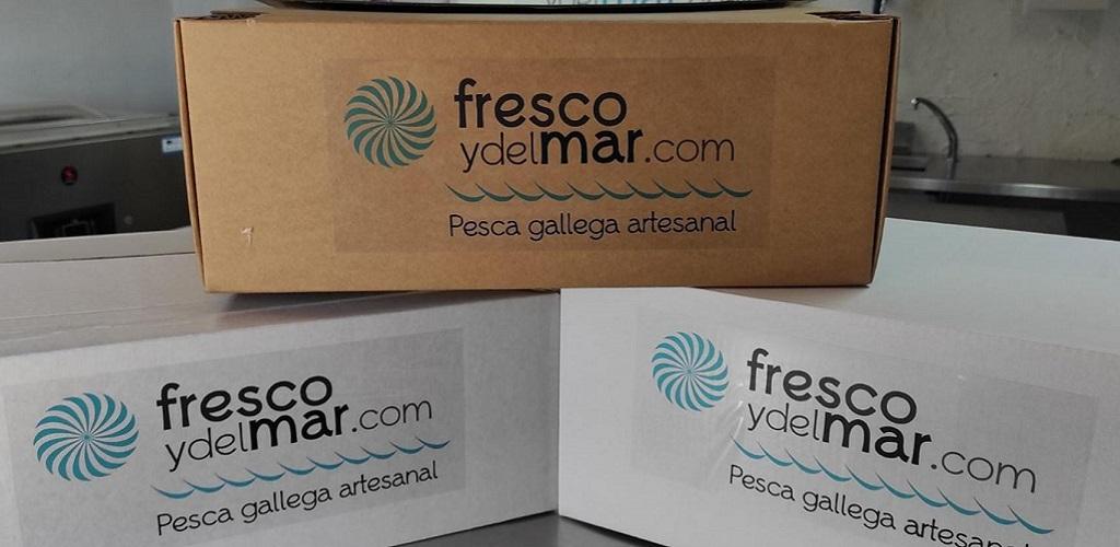 packaging sostenible Fresco y del Mar